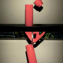 Descargar diseños 3D gratis Llavero moleteado (sin soportes), 6Moons