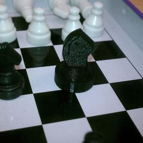 IMAG0771_display_large.jpg Télécharger fichier STL gratuit Mini chevalier d'échecs • Objet pour imprimante 3D, Vilereth