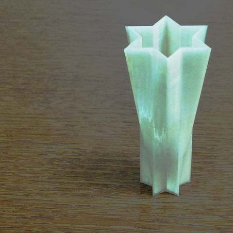 Download free 3D model Star of David vase, Balkhgar