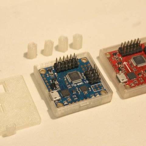 1_display_large.jpg Télécharger fichier STL gratuit Etui imprimé 3D pour contrôleur de vol MultiWii • Modèle pour imprimante 3D, Balkhgar