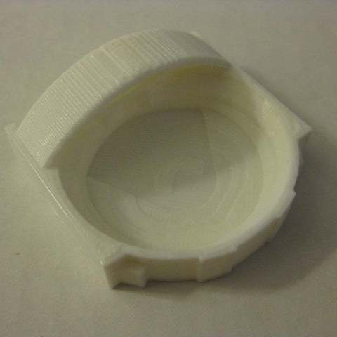 Free 3D printer designs Rogers Center Keychain, Balkhgar