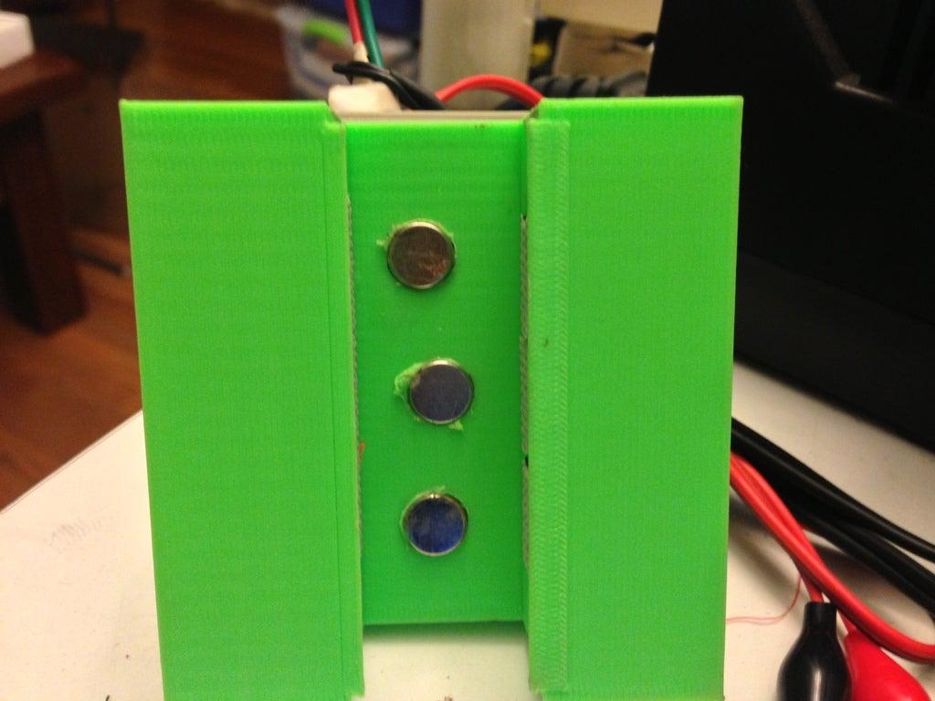 IMG_1798_display_large.jpg Télécharger fichier STL gratuit Montage du panneau solaire réglable avec boîtier de commande • Modèle imprimable en 3D, Balkhgar