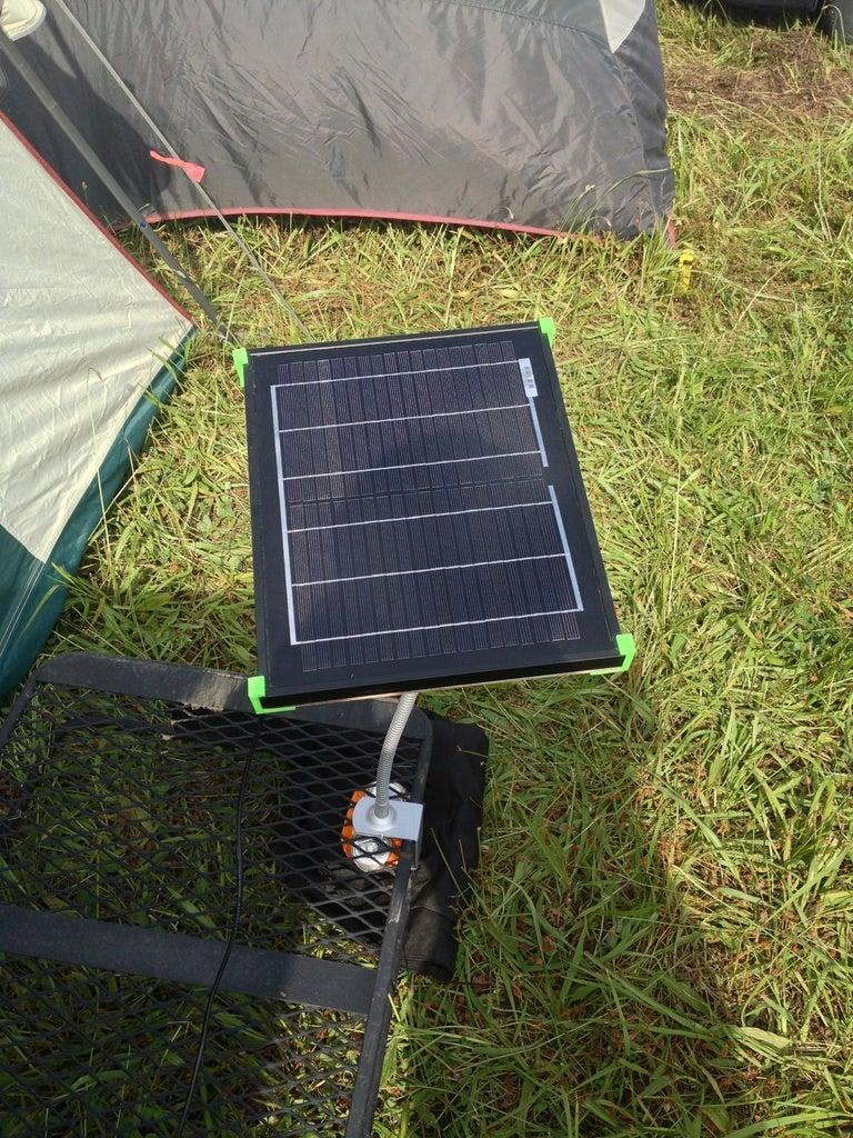 IMG_0426_display_large.jpg Download free STL file Adjustable Solar Panel Mount w/ Control Box Mount • 3D printable object, Balkhgar