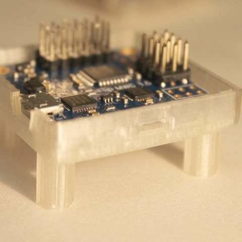2_display_large.jpg Télécharger fichier STL gratuit Etui imprimé 3D pour contrôleur de vol MultiWii • Modèle pour imprimante 3D, Balkhgar