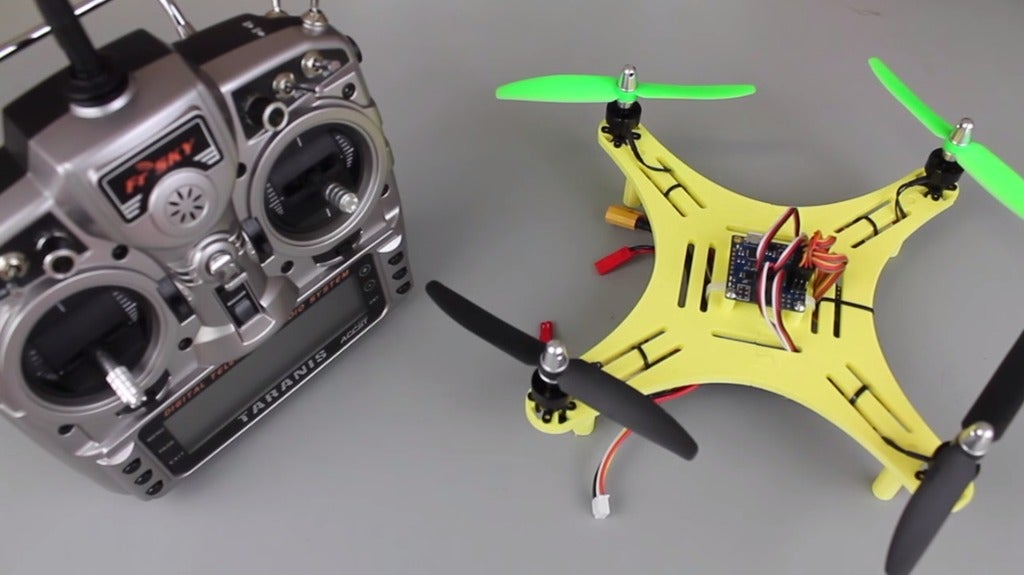 Screen_Shot_2014-07-08_at_6.53.22_PM_display_large.jpg Download free STL file DIY Mini Quadcopter V2 • 3D printing design, Balkhgar