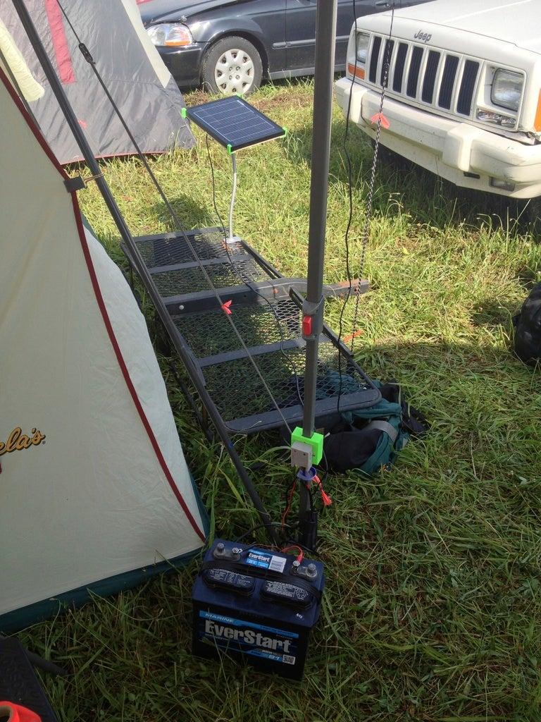 IMG_0424_display_large.jpg Télécharger fichier STL gratuit Montage du panneau solaire réglable avec boîtier de commande • Modèle imprimable en 3D, Balkhgar