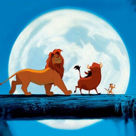 Télécharger fichier STL gratuit roi lion lithophane, robertstevo