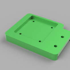 y MOTOR mount ender 3 v4.png Télécharger fichier STL gratuit Support moteur axe Y/monture nema 17 pour imprimantes Ender 3 et similaires avec axe 4020 • Modèle pour impression 3D, alberttova