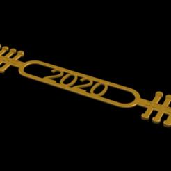 Descargar diseños 3D gratis Salvaorejas 2020 covid-19, alberttova