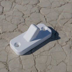 Download free STL file Hook • 3D printer model, 3Dms