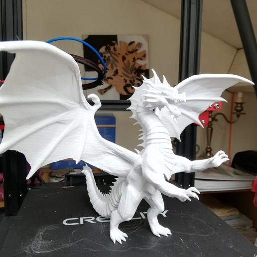 Télécharger modèle 3D gratuit Dragon, JEJE817