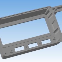 e1.png Télécharger fichier STL Suzuki DR-Z400 S/SM Boîtier de réparation de compteur de vitesse Suzuki DR-Z400 S/SM Tableau de bord • Plan pour imprimante 3D, demonizer23rus