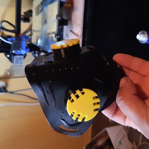 20200322_190802.jpg Download free STL file mask covid-19 • Model to 3D print, Creaevo3D