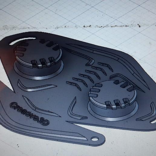 20200322_141005.jpg Download free STL file mask covid-19 • Model to 3D print, Creaevo3D