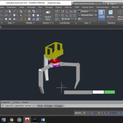 Télécharger modèle 3D gratuit tripod ender 3, Creaevo3D