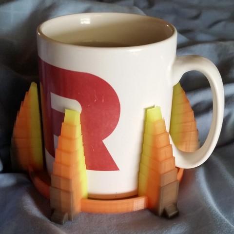 Descargar diseños 3D Taza, taza, vaso, estabilizador de vasos, Richy_T