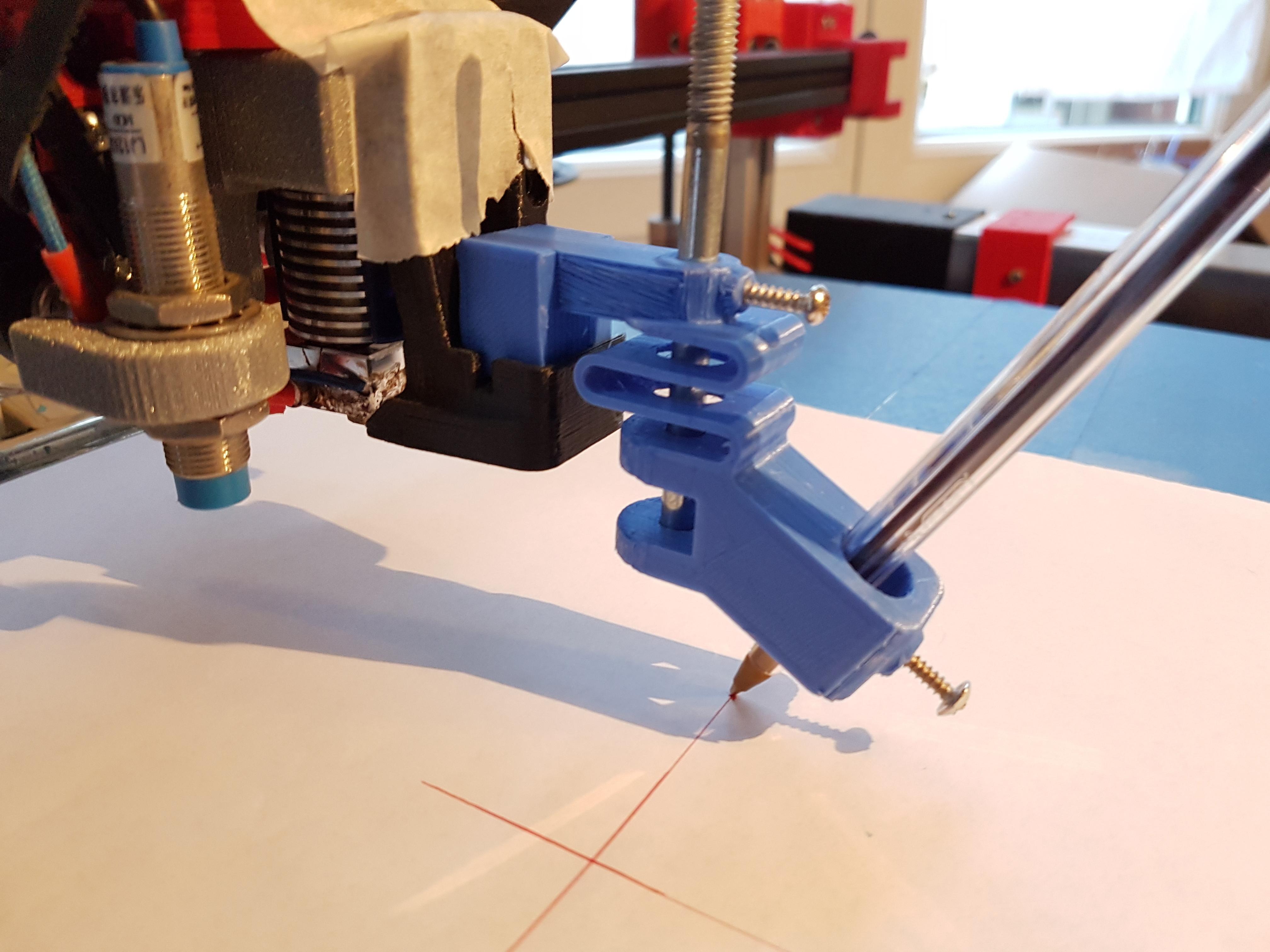 20181223_161321.jpg Télécharger fichier STL gratuit Scalar pen holder • Design à imprimer en 3D, jupatate