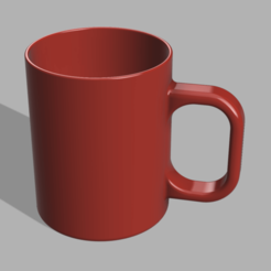 Free 3D printer model Styling Mug for Coffee & Tea, PDesigner