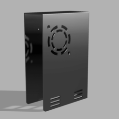 Descargar archivos 3D gratis Caja de Ender 3 para el suministro de energía!, PDesigner