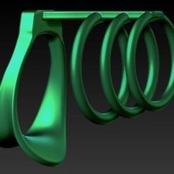 Télécharger modèle 3D Support Anneau de robinet maître triple anneau, xXx