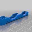 Download free STL file Androxus revolver LED light mod • Template to 3D print, manukrafter