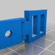 Download free STL file Strap holder for a mask • 3D print model, manukrafter