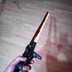 IMG_20201005_182628_952.jpg Download STL file Cyberpunk inspired lightblade Katana • 3D printing object, manukrafter