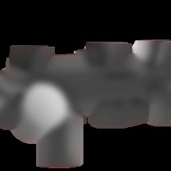 Télécharger modèle 3D gratuit Arbalète vampire miniature de The Strain, manukrafter