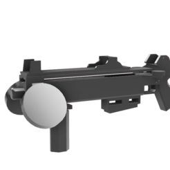 Tajana_crossbow_strain_v2.png Download free STL file Miniature vampire crossbow from The Strain • 3D print template, manukrafter
