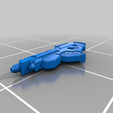 aleph.png Download free STL file Infinity inspired PanOceania Combi Rifle • 3D print object, manukrafter