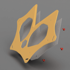 Download free 3D printing files Dust mask substitute , manukrafter