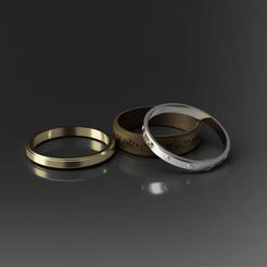 Etsy 1.png Download STL file Aerith bracelets from Final Fantasy remake • 3D print object, manukrafter