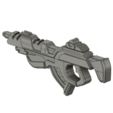 1.png Download free STL file Infinity inspired PanOceania Combi Rifle • 3D print object, manukrafter