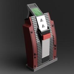 3.jpg Download STL file Klingon tricorder from Star Trek 3 Search for Spock • 3D printing template, manukrafter