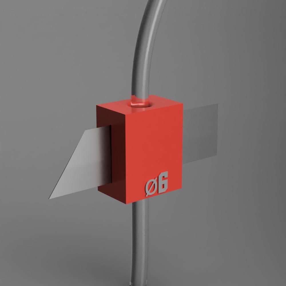 sekac_6.jpg Télécharger fichier STL gratuit Séparateurs de tuyau en plastique • Modèle imprimable en 3D, manukrafter