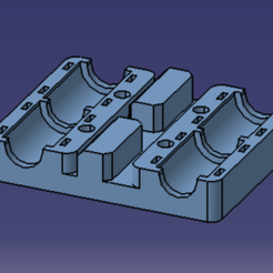 Download 3D printer designs Printable parts for prusa i3 Rework 1.5, valentin10
