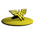 3D printer files ring wonder woman to sell, cpers2006