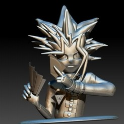 Download 3D printer templates Yugioh fanmade 3D art, 3DesingMultiverse