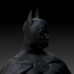 Download 3D printing models Classic Bat 1989, 3DesingMultiverse