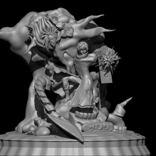 Download 3D model Sasori naruto fan made model 3D, 3DesingMultiverse