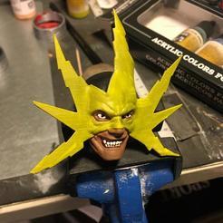 Descargar modelos 3D para imprimir Electro from Spiderman most wanted enemys, 3DesingMultiverse