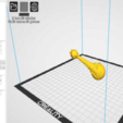 3D printer models Led lamp Goku Kamehameha Lamp Dragon ball, ixaaxx24