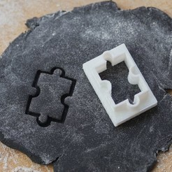 Télécharger modèle 3D Puzzle Puzzle Piece Cookie Cutter, nicomancer