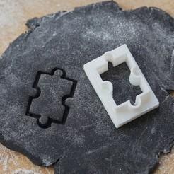 67628228_340469533506095_3180421272643305472_n.jpg Download STL file Puzzle Piece Cookie Cutter • 3D print design, nicomancer