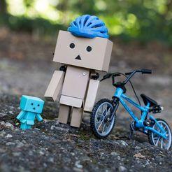 Download free STL file Bike Helmet • 3D printable object, sebaschn