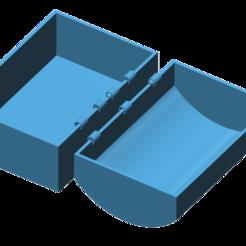 Baul.png Télécharger fichier STL Boîte Baul • Objet à imprimer en 3D, clp356