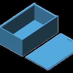 CajaTapaCorrida.png Télécharger fichier STL CajaTapaCorrida • Plan pour imprimante 3D, clp356