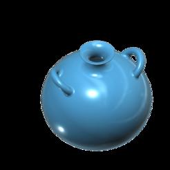 Download 3D printer designs Vase, clp356