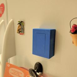image.png Télécharger fichier STL gratuit Support pour Genie G3T-R Ouvre-porte de garage • Modèle pour impression 3D, a_str8