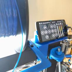 image.png Download free STL file Duplicator i3 Nexus 5 Mount • 3D printer design, a_str8